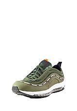 Кросівки чоловічі Restime хакі 12957 (44), фото 3