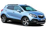 Защита картера двигателя и кпп Opel Mokka 2012-, фото 6