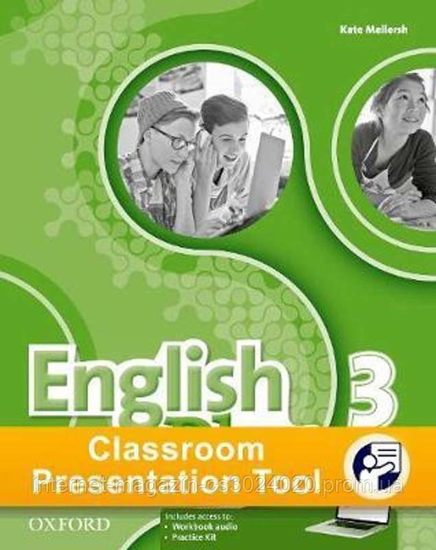 English Plus 2nd Edition 3 WB  ISBN: 9780194202299