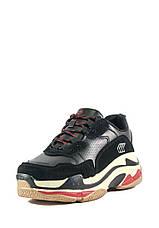 Кросівки жіночі Restime чорний 14122 (36), фото 3