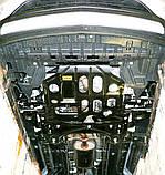 Защита картера двигателя и кпп Opel Mokka 2012-, фото 2