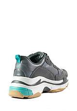 Кросівки жіночі Restime сірий 14124 (36), фото 2