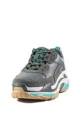 Кросівки жіночі Restime сірий 14124 (36), фото 3
