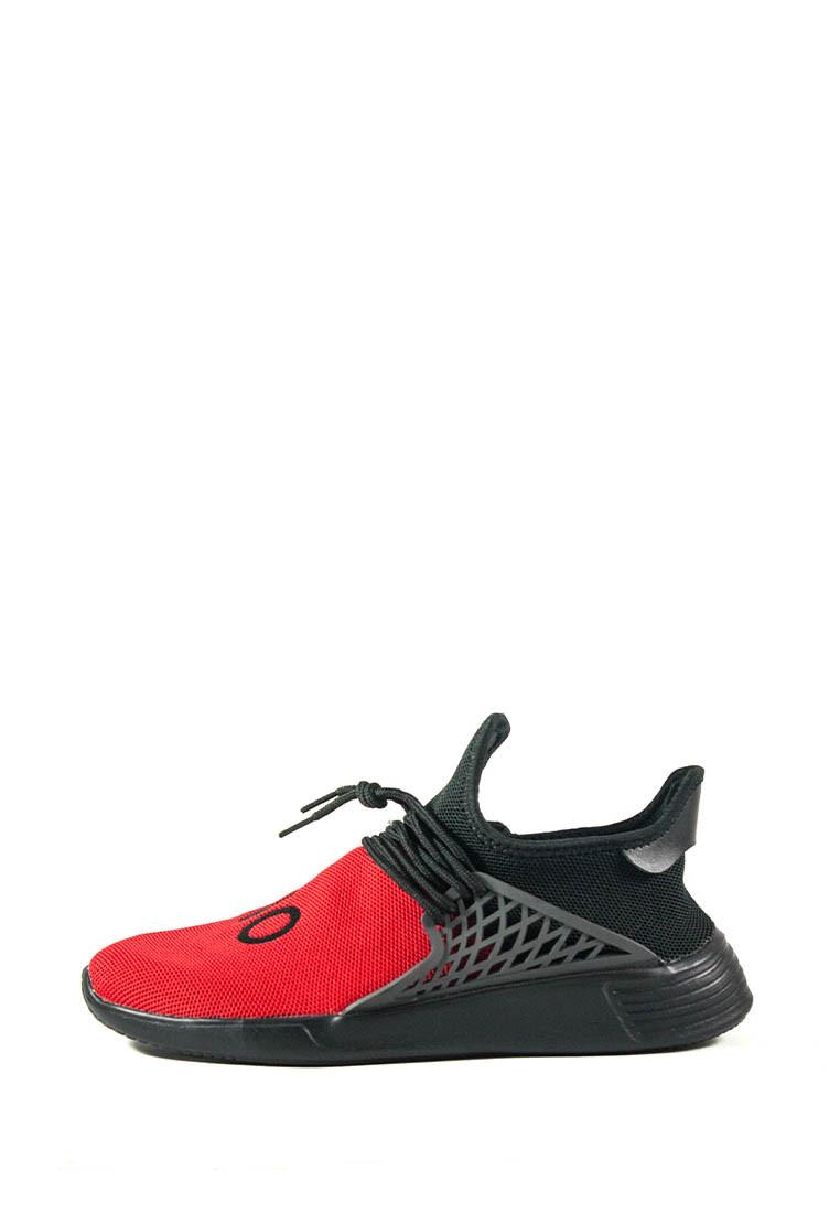 Кроссовки подростковые Restime PWL19552 красно-черные (41)