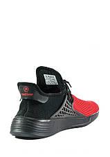 Кроссовки подростковые Restime PWL19552 красно-черные (41), фото 2