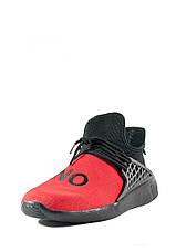Кроссовки подростковые Restime PWL19552 красно-черные (41), фото 3