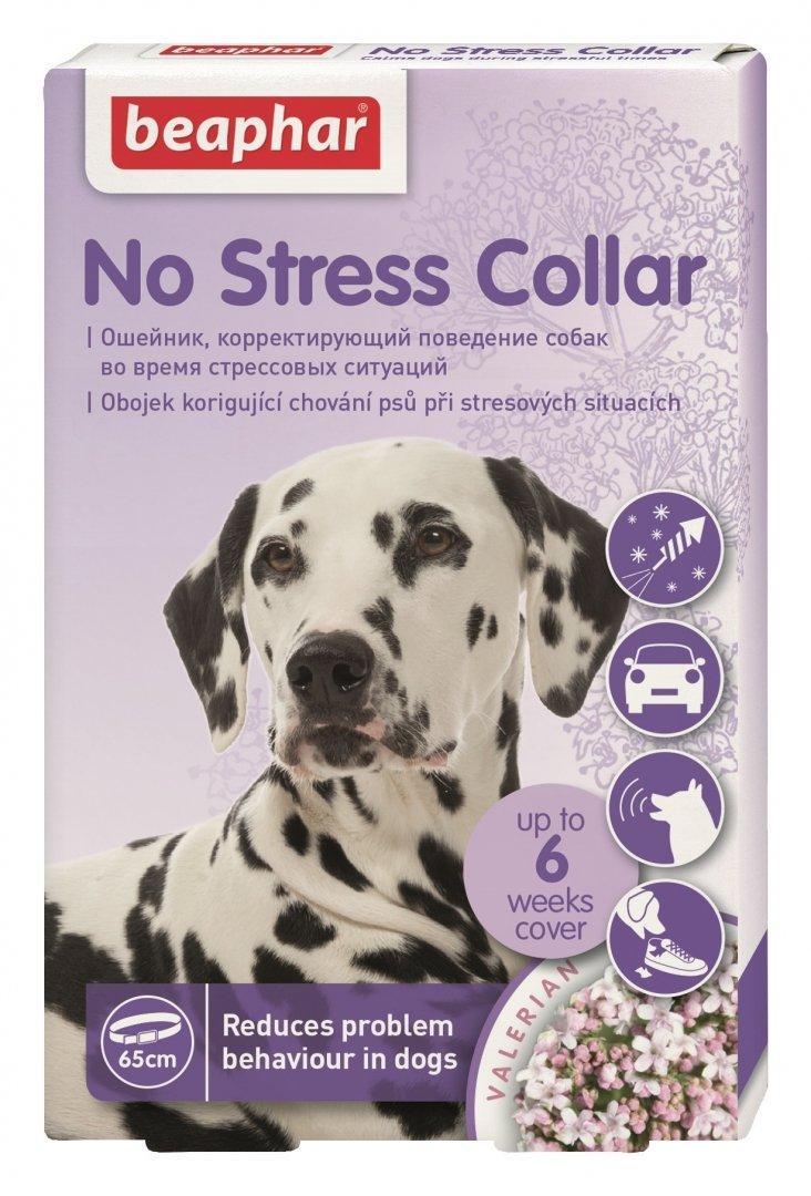 Успокаивающий ошейник для собак Beaphar No Stress Collar 65 см
