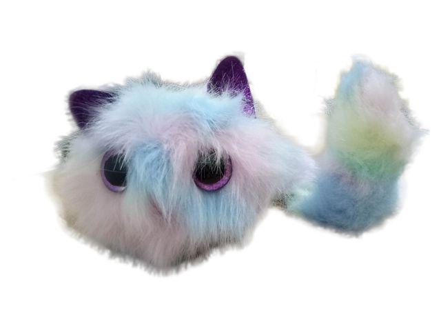 Мягкая игрушка котик (арт. TRI041105), 12х1х1см
