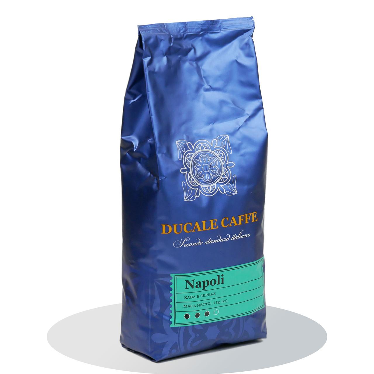 Кава в зернах Gemini Ducale Napoli 1 кг