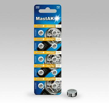 Батарейка часовая MastAK LR626 (AG4, 377)