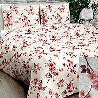 """Комплект постельного белья """"Цветение красн."""""""