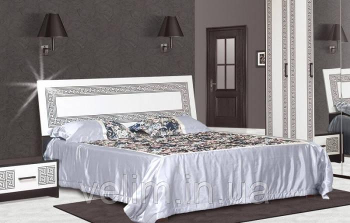 Двуспальная кровать КаспианBRW
