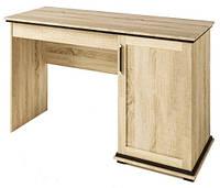 Стіл письмовий Світ Меблів Палермо 130×76.5×60 дуб сонома