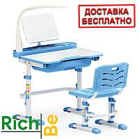 Ученические столы и стулья Evo-kids Evo-17 (с лампой)