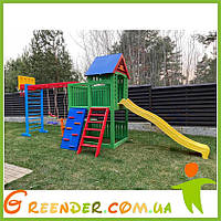 Детские игровые комплексы Тарзан, фото 1