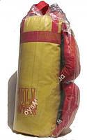 Боксерский набор для детей Full  contact большой желтый