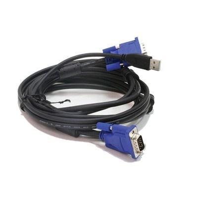 Кабель мультимедийный HP-450-A12S D-Link (DKVM-CU3)