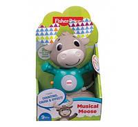 Музыкальный лось Fisher Price Linkimals Musical Moose Фишер прайс