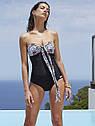 Купальний костюм жіночий, суцільний, р, 44, 48, 42 TM YSABEL MORA, фото 3