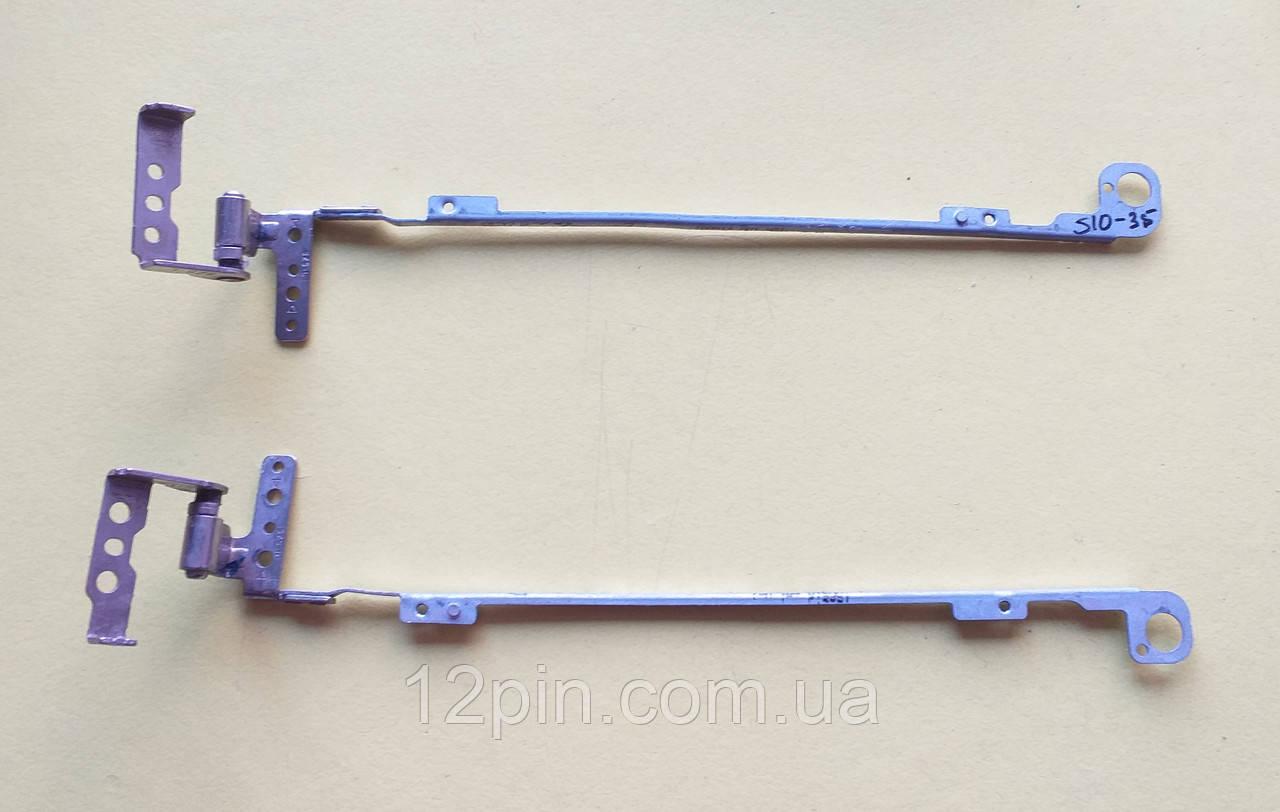 Петли Lenovo IdeaPad S10-3S б.у. оригинал