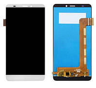 Дисплей (модуль) для Prestigio MultiPhone 5551 Duo Grace S5 Белый