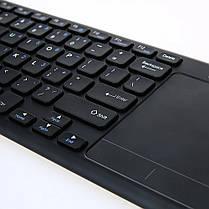 XUEME ультратонкий 2.4G беспроводной портативный Клавиатура с сенсорной панелью Dual System Universal Touch Мышь Подходит для ноутбуков / настольных, фото 3