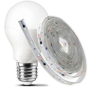 Светодиодные лампы, ленты