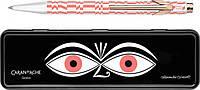 Ручка Caran d'Ache 849 Alexander Girard Розовая + box (849.123) (7630002338813)