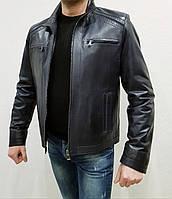 Кожаная мужская куртка Maddox