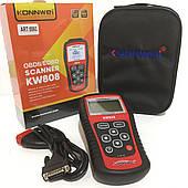 Автомобильный диагностический сканер Konnwei KW808 OBD II/EOBD 5593 Оригинал