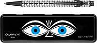 Ручка Caran d'Ache 849 Alexander Girard Чёрная + box (849.124) (7630002338820)
