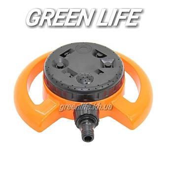 Ороситель 8-ми функциональный  Aquapulse AP 3026 для газона