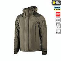 M-Tac куртка зимняя Alpha Extreme Gen.III Olive + ПОДАРОК