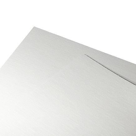 Холст хлопковый в альбоме для эскизов Santi масл. и акрил. красками, 280 г/м2, А4 , 10 л, фото 2