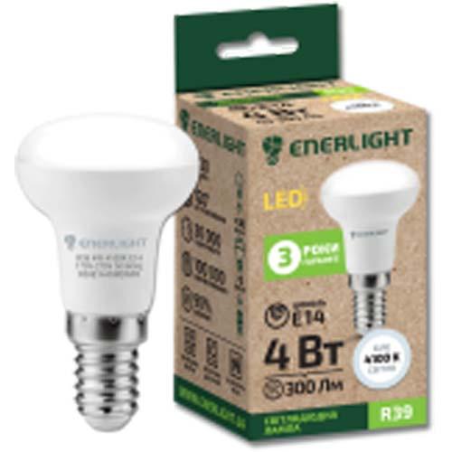 Лампа світлодіодна Enerlight R39 4Вт 4100К Е14