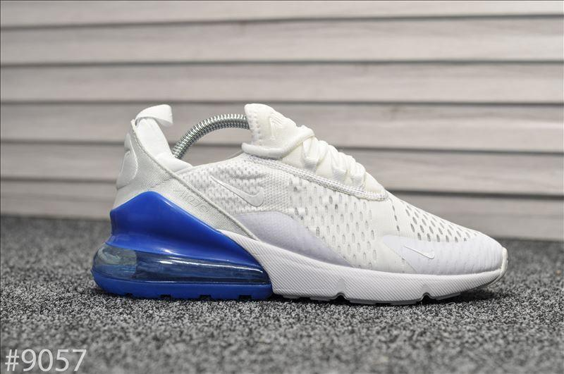 Кросівки Nike Air Max 270 White Blue