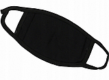Маска мужская | женская защитная тканевая Сlasp xx black, фото 2