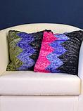 Бавовняна пряжа Denim Himalaya Денім, різні кольори, фіолетовий, фото 6