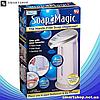 Сенсорная мыльница Soap Magic - дозатор для мыла, Сенсорный дозатор для жидкого мыла, Диспенсер, Дозатор, фото 3