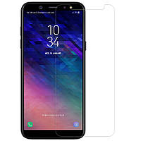 Защитное стекло 2.5D для Samsung A605 (2018) Galaxy A6 Plus (0.3mm, 2.5D, с олеофобным покрытием)