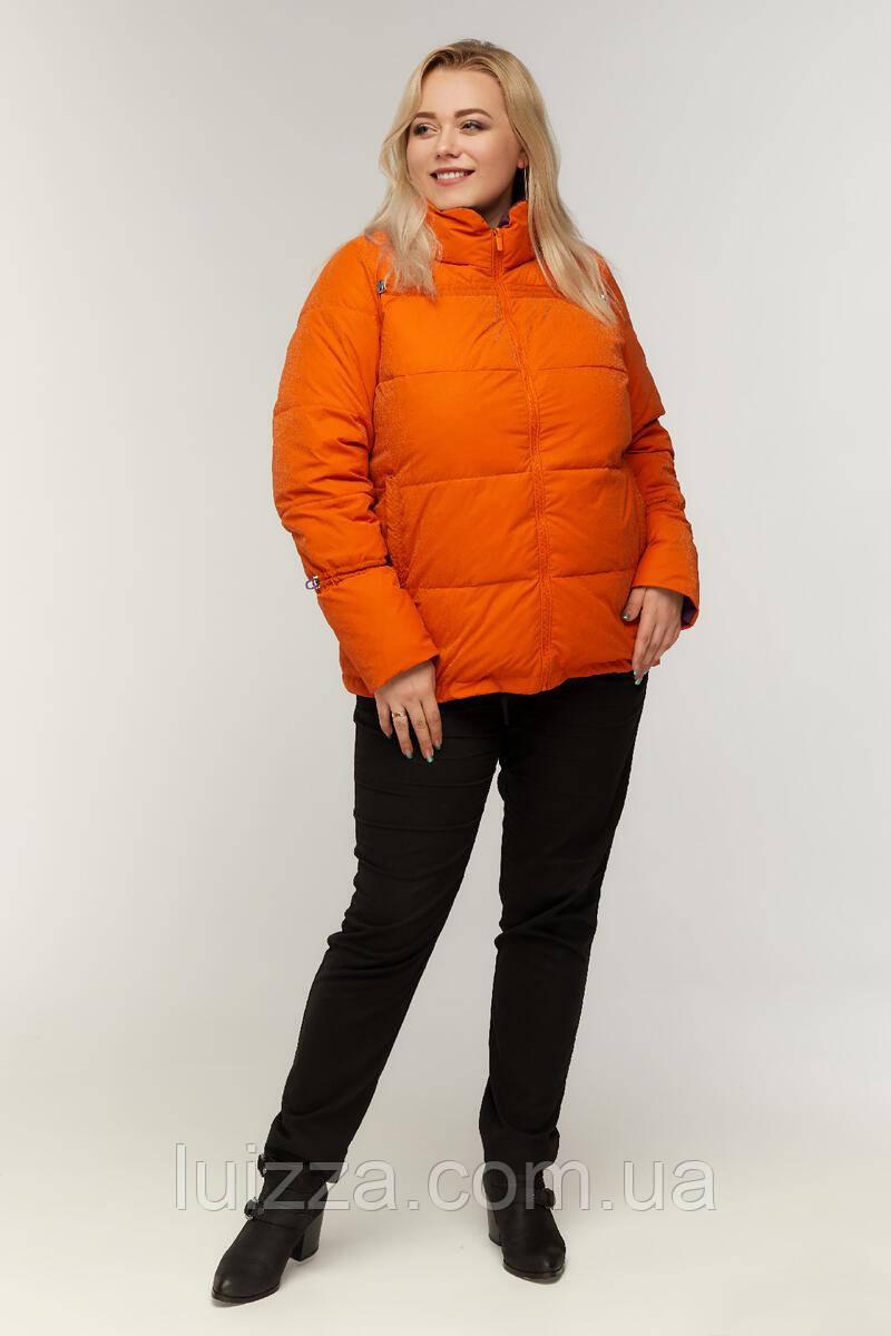 Куртка рюкзак женсккий 52-60р