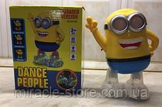 Танцююча іграшка міньйон,Dance People, фото 2