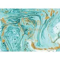 """Альбом для малюв. на пруж. 30/100 А4 """"Yes"""" Marble матов. лам.№130389(3)"""