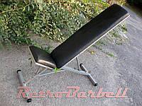Тренажер скамья лавка универсальная скамейка лавочка регулируемая жимовая для жима штанги и гантелей