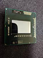 Процессор Intel Core i7-720QM 2.8 ГГц / 4 ядра - 8 потоков / Socket G1/PGA988 №2114