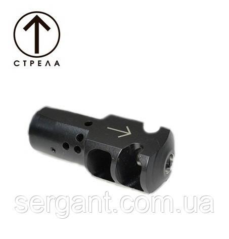 """ДТК  Спутник  7,62 (резьба 5/8""""- 24 TPI) для AR-15/М4/М16"""
