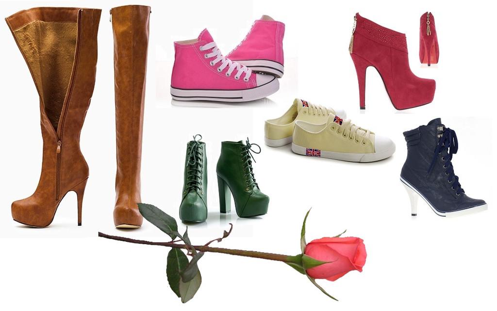 Качественная польская обувь из экокожи и текстиля на любой вкус по отличной цене!