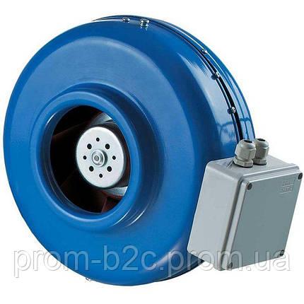 ВЕНТС ВКМ 200 ЕС - вентилятор для круглых каналов, фото 2