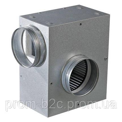 ВЕНТС КСА 100-2Е - шумоизолированный вентилятор, фото 2
