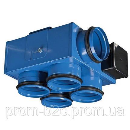 ВЕНТС ВКП 100/80*4 мини - канальный центробежный вентилятор, фото 2